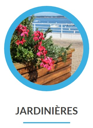 Jardinières, Arcachon (33)